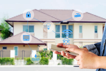Internet of Things - Smart Home Capabilities