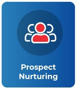 Prospect nurturing automation