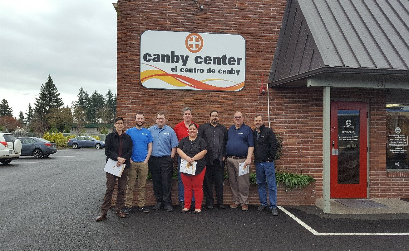Canby Center
