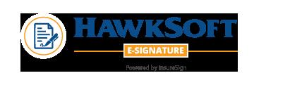 HawkSoft E-Signature