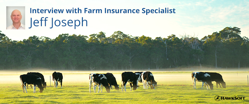 Interview with Jeff Joseph, Farm & Country Insurance
