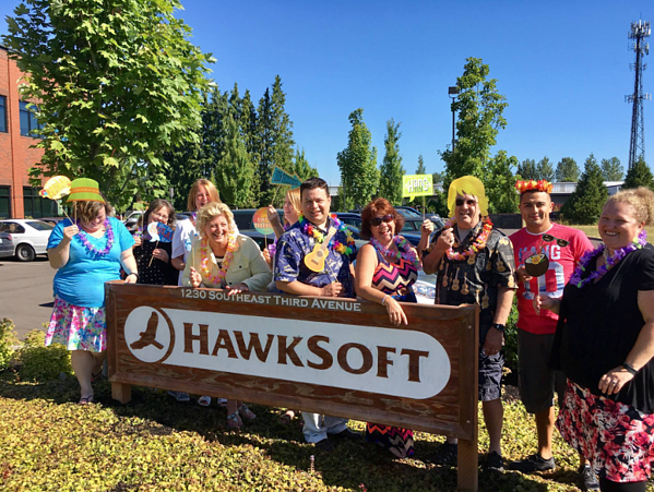 HawkSoft employees