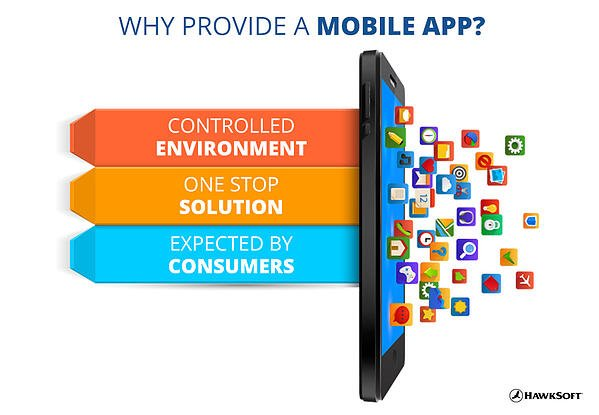 Why provide a mobile app?